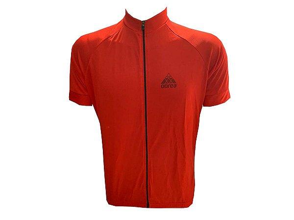 Camisa Ciclismo Mountain Bike Ourea Zíper Full