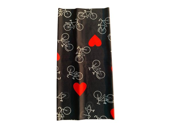 Bandana Ciclismo Unissex Risco Zero Belle Bikes