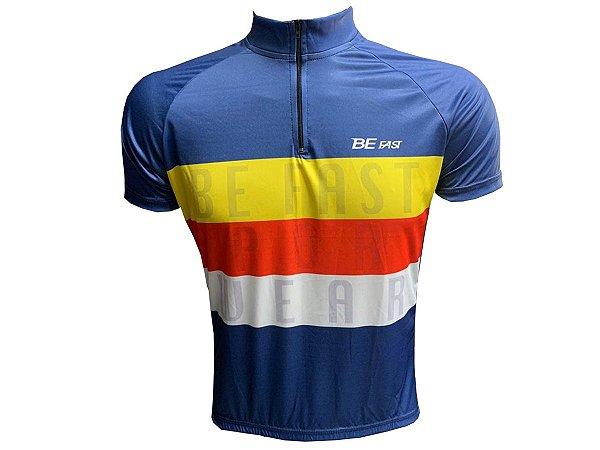 Camisa Ciclismo Masculina MTB Listras