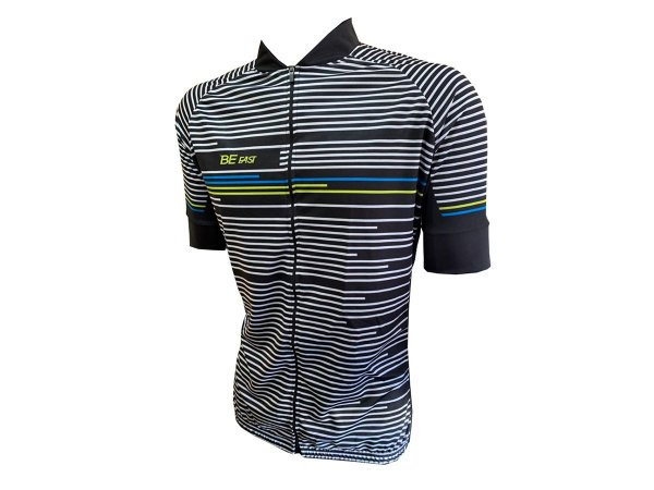 Camisa Ciclismo Mountain Bike Hipnose Zíper Total