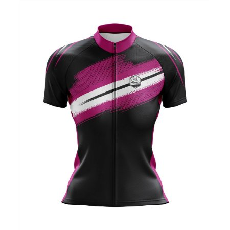 Camisa Ciclismo Feminina Pro Tour Stras