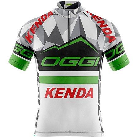 Camisa Ciclismo Mountain Bike Oggi Kenda