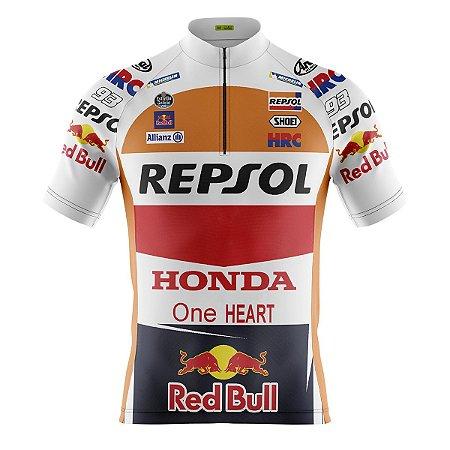 Camisa Ciclismo Mountain Bike Repsol