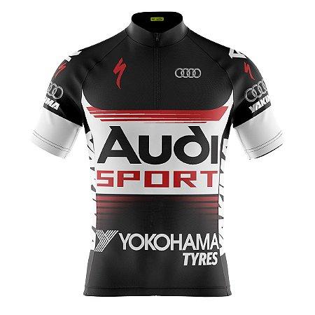 Camisa Ciclismo Mountain Bike Audi