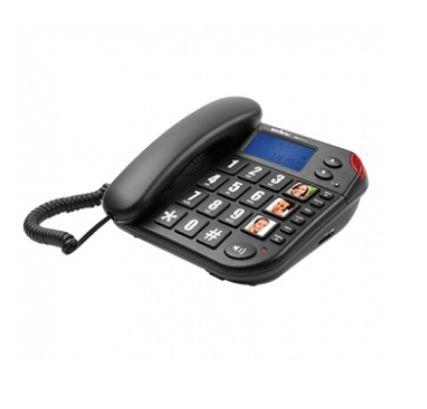 Tok Fácil ID Telefone com fio
