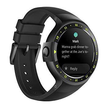 Relógio Smartwatch Ticwatch S (android E Ios)