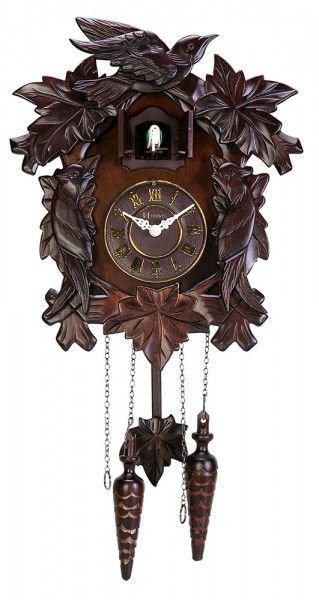 Relógio de parede herweg Cuco 5379