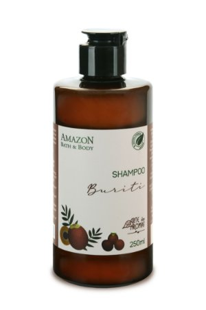 ARTE DOS AROMAS - Shampoo Buriti 250ml - Natural - Vegano