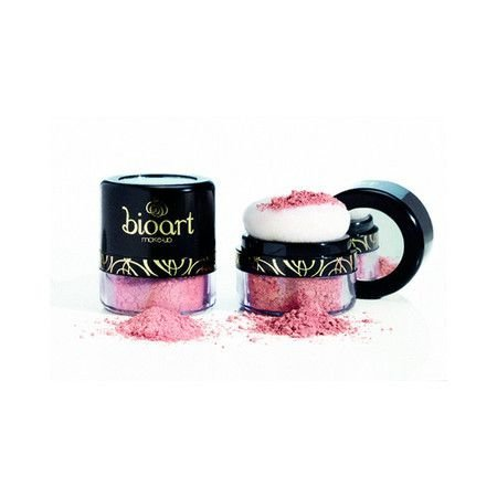 BIOART - Blush Bionutritivo Rosa Pink 4g - ECO Make-up - Orgânico - Vegano