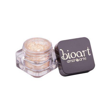 BIOART - Sombra Bionutritiva Iluminadora 1,2g - ECO Make-up - Orgânica - Vegana