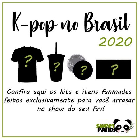 Kpop no Brasil 2020