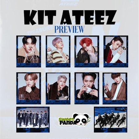Kit ATEEZ Answer