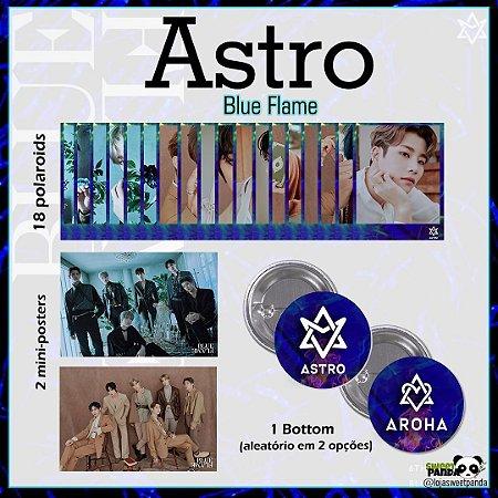 Kit Astro - Blue Flame