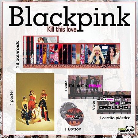 Kit Blackpink - Kill this love