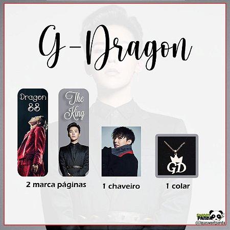 Kit G-dragon of Bigbang