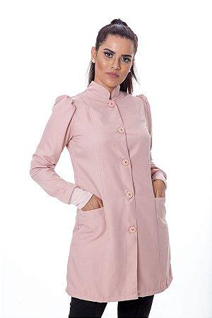 Jaleco Feminino França Rosé