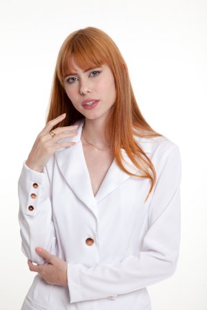 Jaleco Feminino Amélie