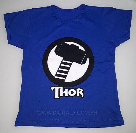 Camisa Infantil Thor