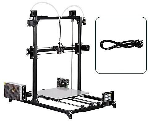 Impressora 3D Flsun I3 FLNozzle Auto Nivelamento Kit Diy