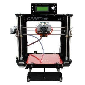 Impressora 3D Geeetech I3 Prusa Mendel Nivelamento Automático