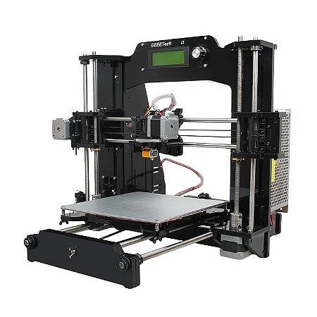 Impressora 3D Geeetech Acrílico Prusa Kit Diy Nivelamento Automático