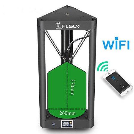 FLSUN-QQ Impressora 3D Touch Screen Wifi
