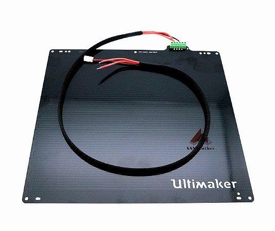 Mesa aquecida Ultimaker 110C 160W 24V - Impressora 3D