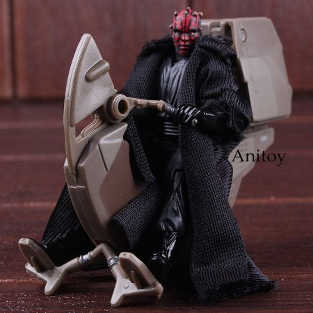 Star Wars Darth Maul com Sith Speeder Calactic Batalha Jogo de Star Wars Darth Maul