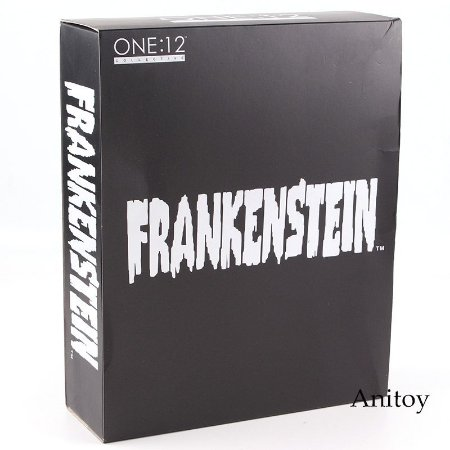 Figura de ação Mezco Mary Shelley O Frankenstein