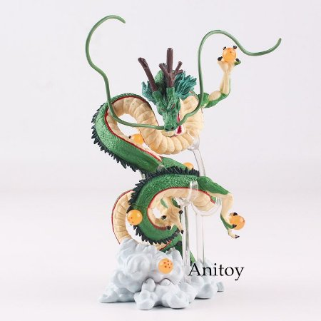 Dragon Ball Z Figura Shenron Winding Dragão Action Figure