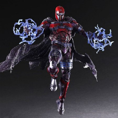 Action Figure Magneto Figura Erik Lehnsher X-MEN