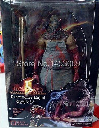 Action Figure Resident Evil Biohazard Executioner Majini