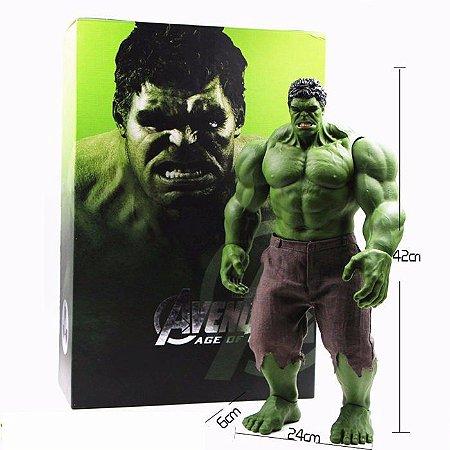 Action Figure Hulk Versão Os Vingadores