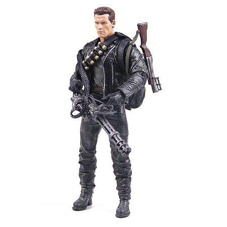 Clássico filme O exterminador do futuro 2 Arnold Schwarzenegger