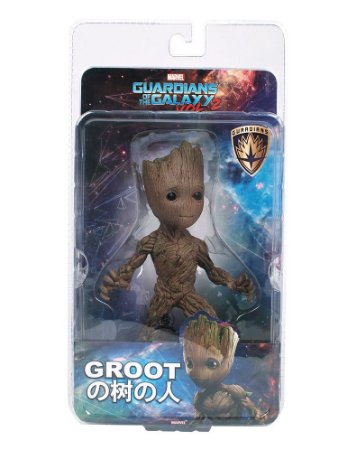 Action Figure Groot Guardiões da Galáxia