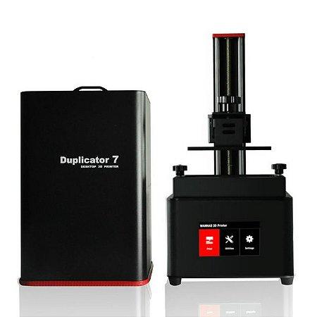 Impressora 3D D7 PLUS Duplicador SLA / DLP 3D - Próteses e Jóias