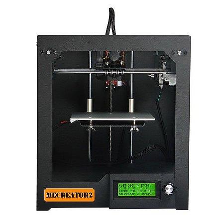 Impressora 3D Geeetech Creator 2 Desktop Bureau Mesa Aquecida 220W