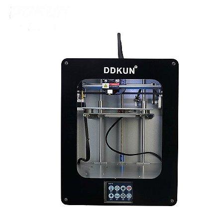 Impressora 3D FDM DDKUN Touch Screen Alta Precisão