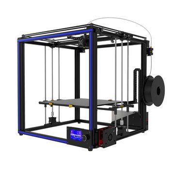 Tronxy Impressora 3D Alta Precisão Grande Area de Impressão
