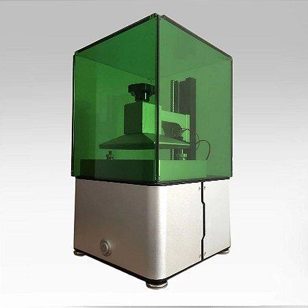 Impressora 3D SLA Bluroll Luz UV Alta Qualidade