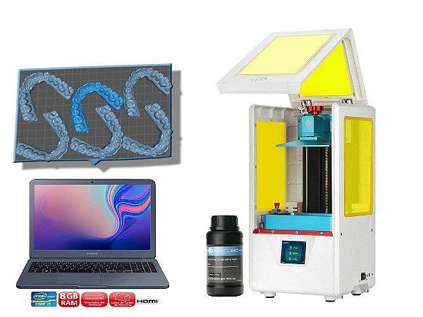 KIT Automação Impressora 3D - Notebook - Software