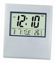 16f7814ce2a Relogio Digital De Parede Ou Mesa Com Termometro Medidor De Temperatura