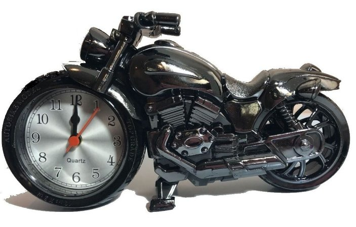 343e9cb026b Relógio Despertador em Forma de Moto - Mil Coisas Store