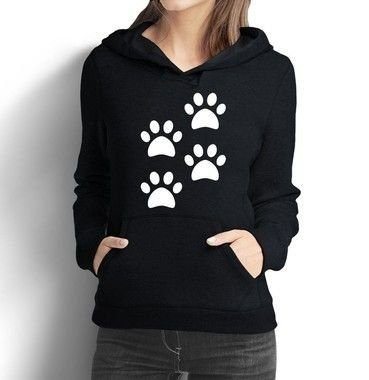 Moletom Feminino Pet Lovers 4 Patas