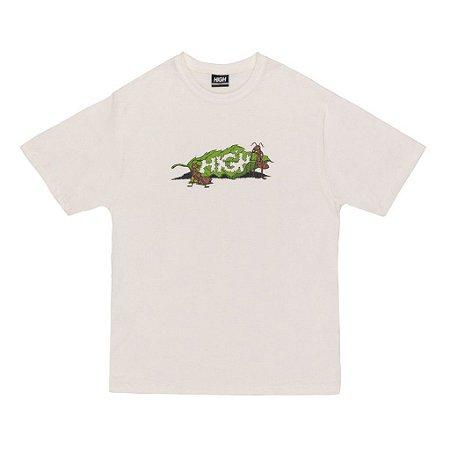 Camiseta High Company Tee_ Lunch White
