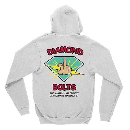 Moletom Diamond  Bolts Hoodie