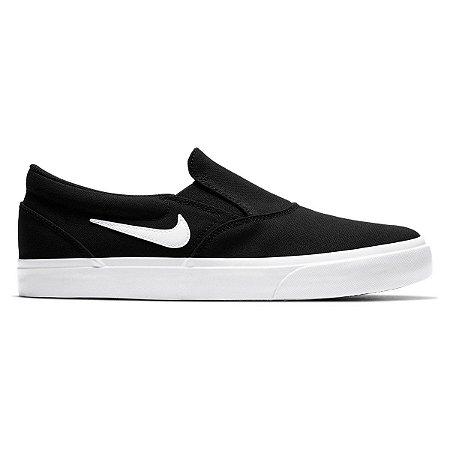 Tênis Nike SB Chron 2 Slip On Preto