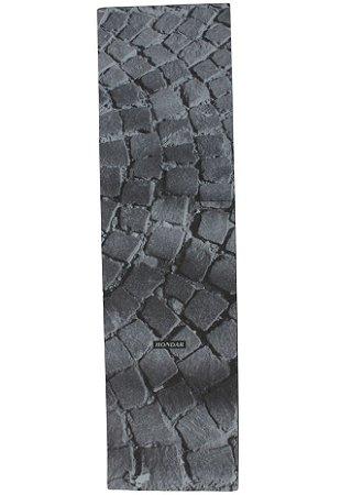 Lixa Hondar Emborrachada Micro Furos -Estampa Pedra