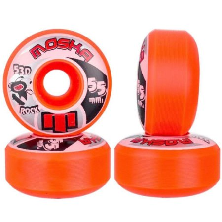 Roda Moska Orange Rock 53mm/55mm