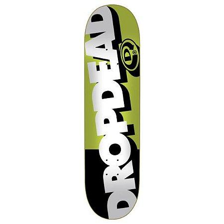 Shape Drop Dead Marfim Spread Logo 8.25